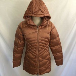 The North Face Flare Full Zip 550-Down Winter Coat